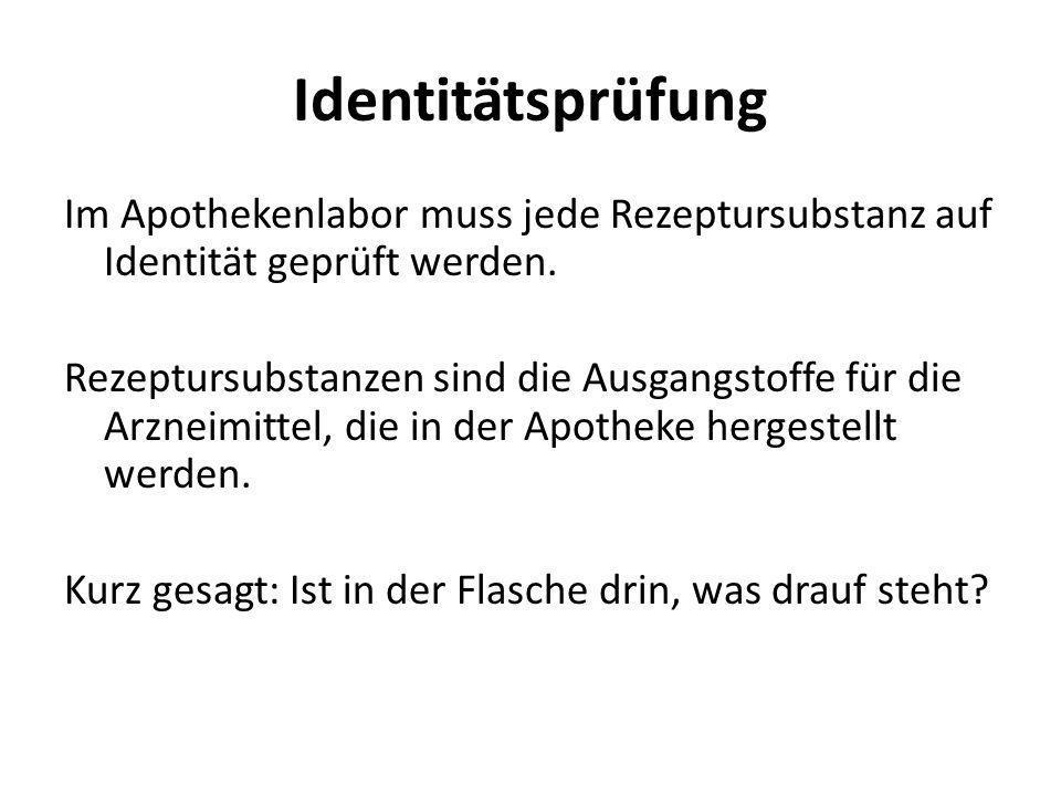 Identitätsprüfung