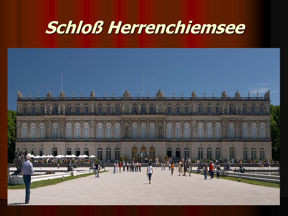 Schloß Herrenchiemsee