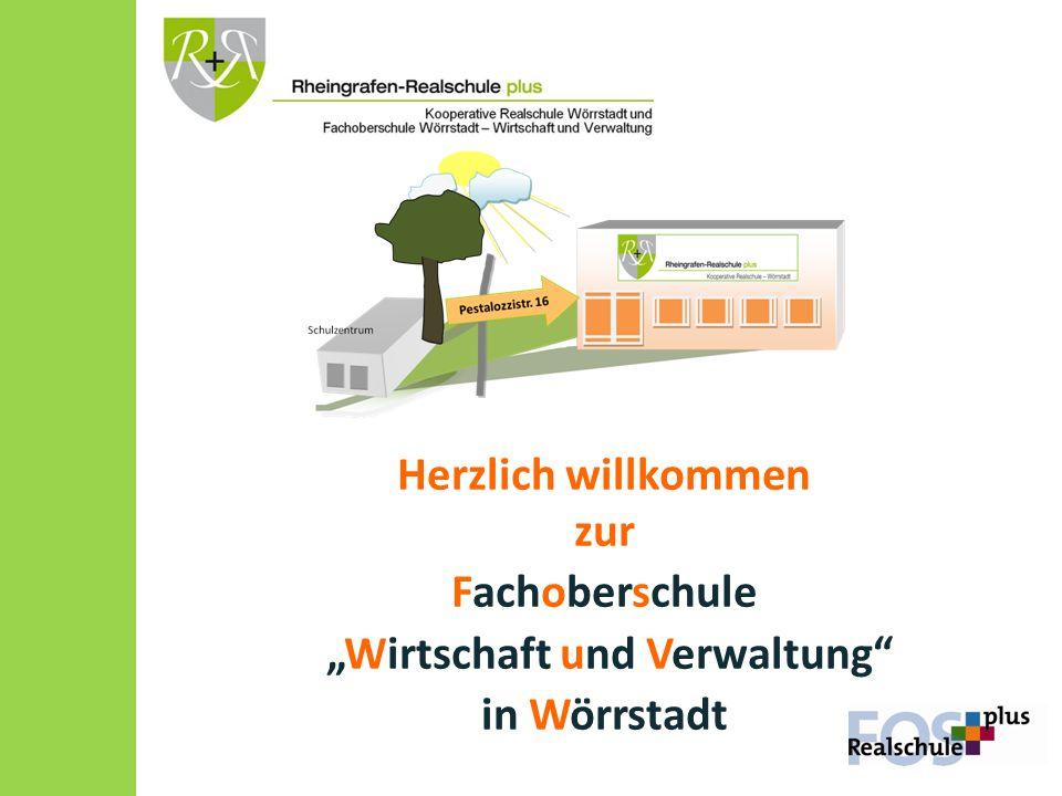 """Herzlich willkommen zur """"Wirtschaft und Verwaltung"""