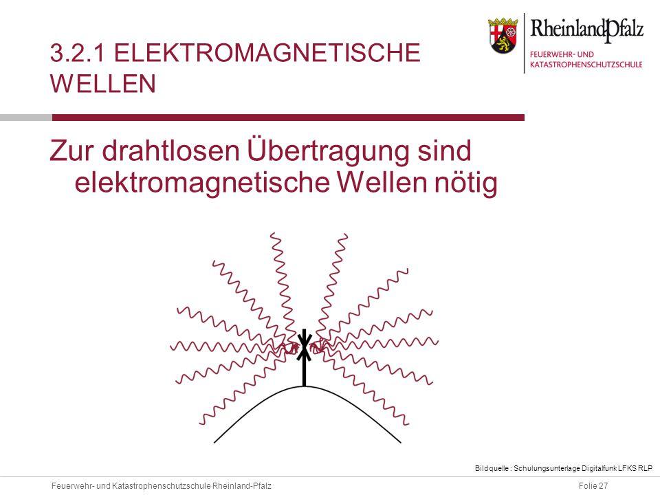 3.2.1 Elektromagnetische Wellen