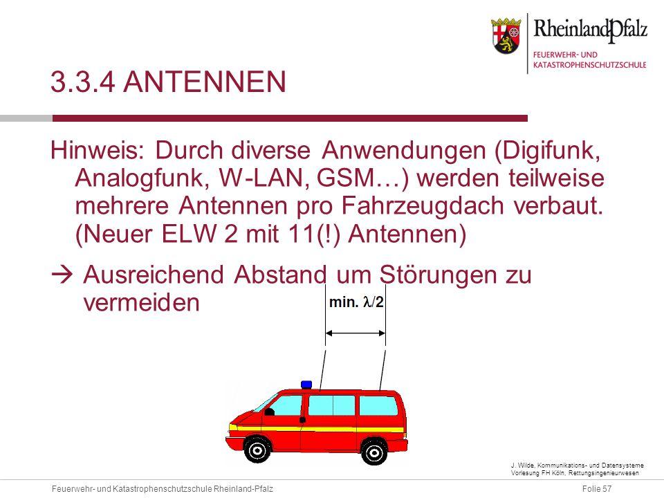 3.3.4 Antennen