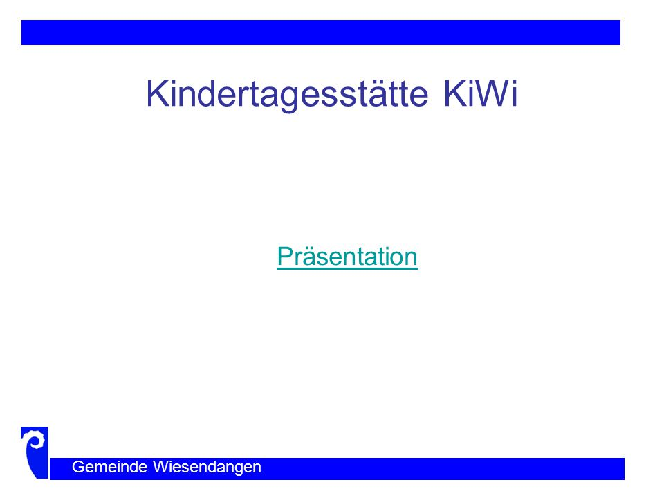 Kindertagesstätte KiWi