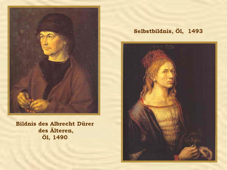 Bildnis des Albrecht Dürer
