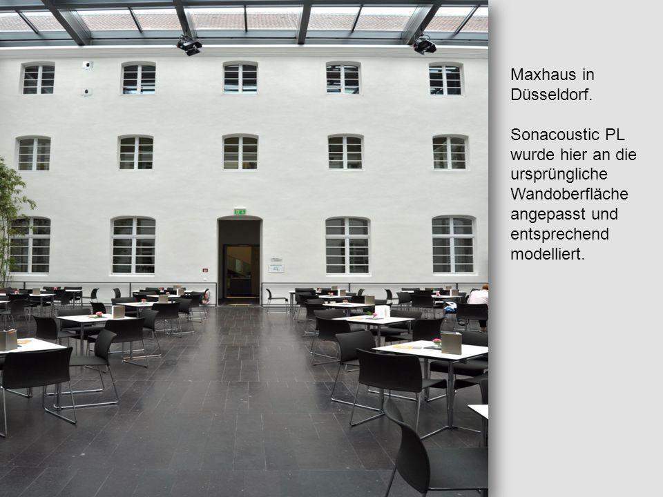 Maxhaus in Düsseldorf.