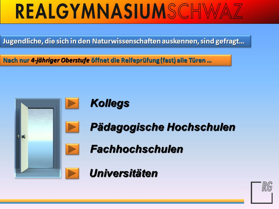 Pädagogische Hochschulen