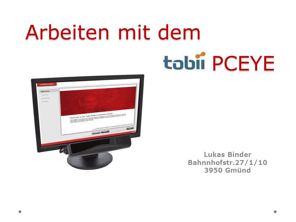Lukas Binder Bahnnhofstr.27/1/10 3950 Gmünd