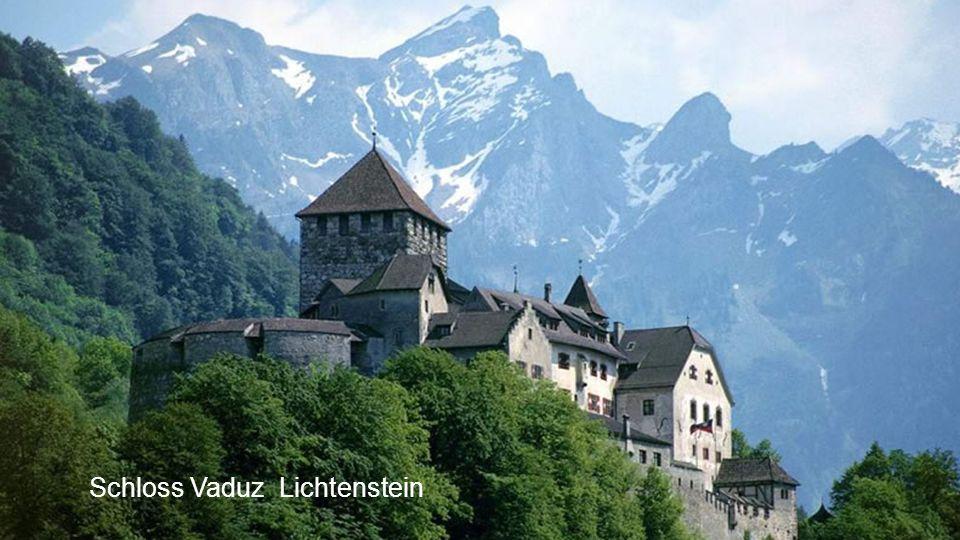 Schloss Vaduz Lichtenstein