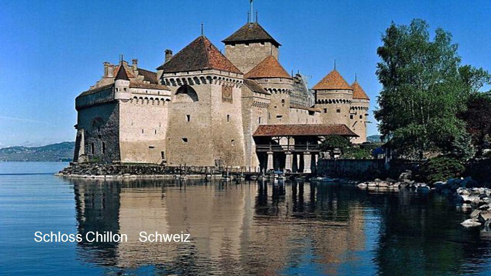 Schloss Chillon Schweiz