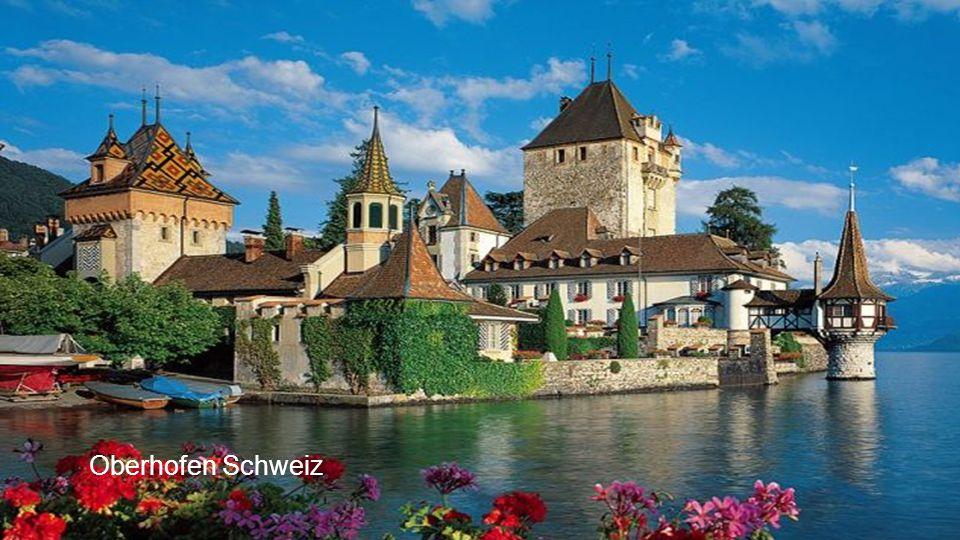 Oberhofen Schweiz
