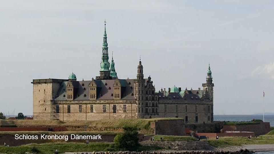 Schloss Kronborg Dänemark
