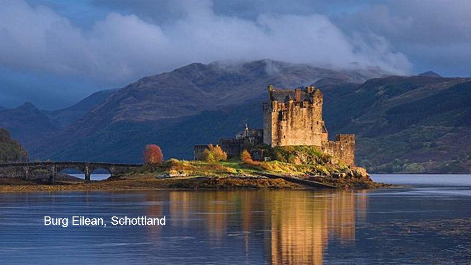 Burg Eilean, Schottland