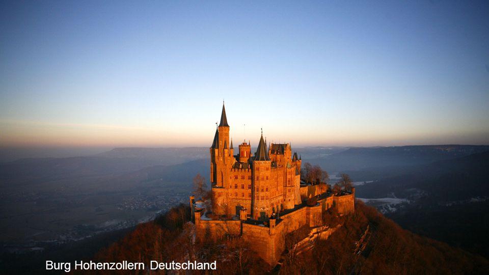 Burg Hohenzollern Deutschland