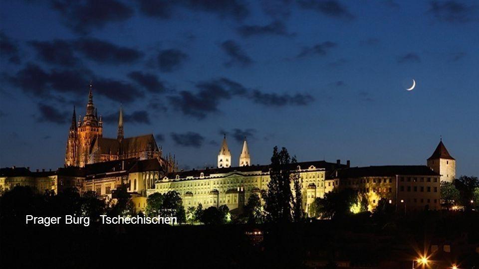 Prager Burg Tschechischen
