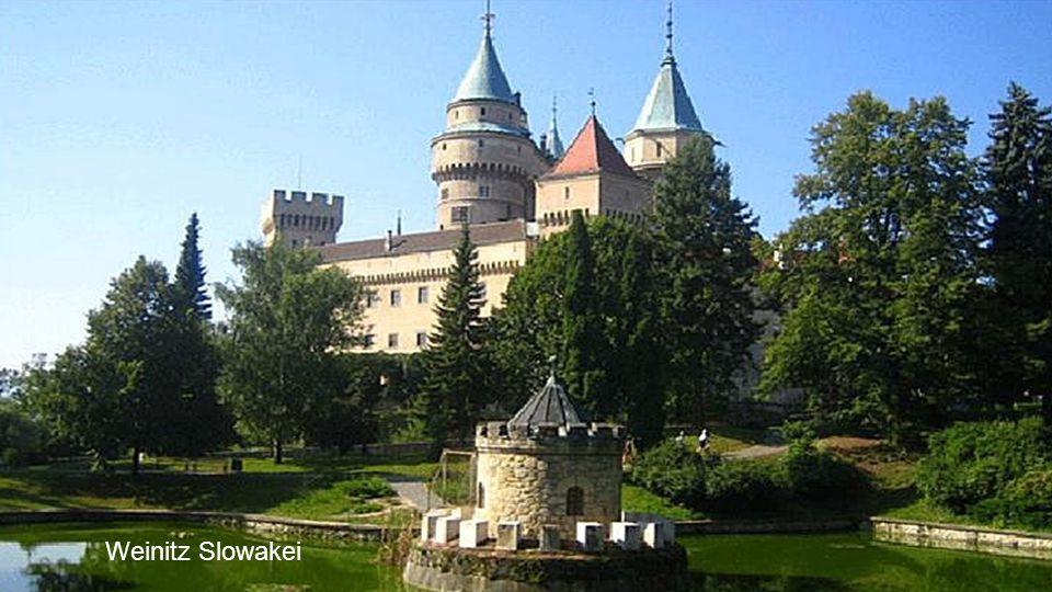 Weinitz Slowakei
