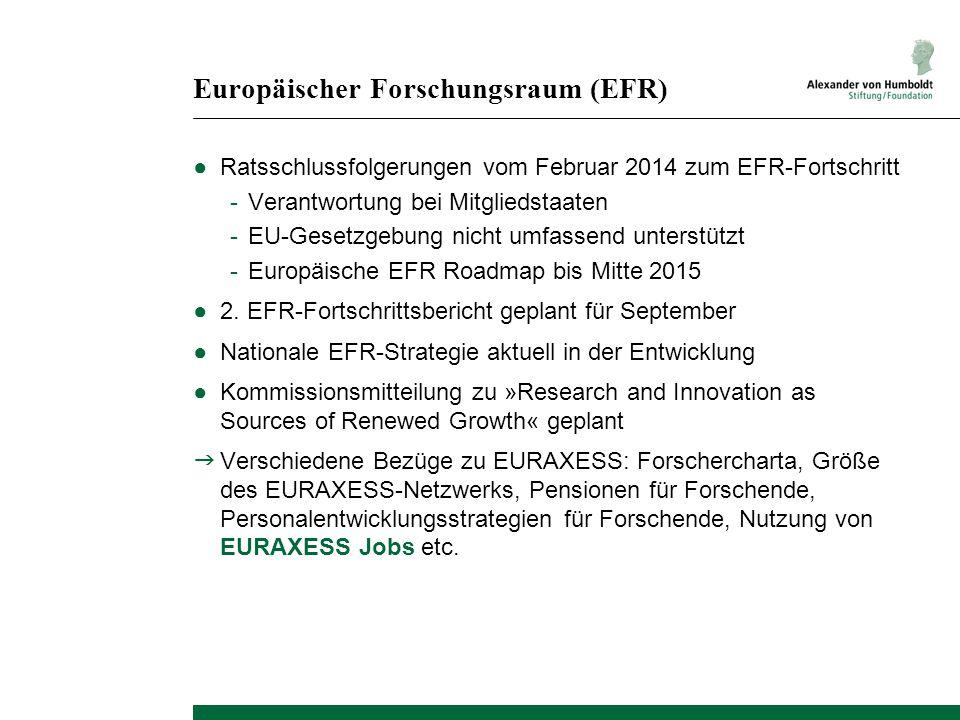 Europäischer Forschungsraum (EFR)
