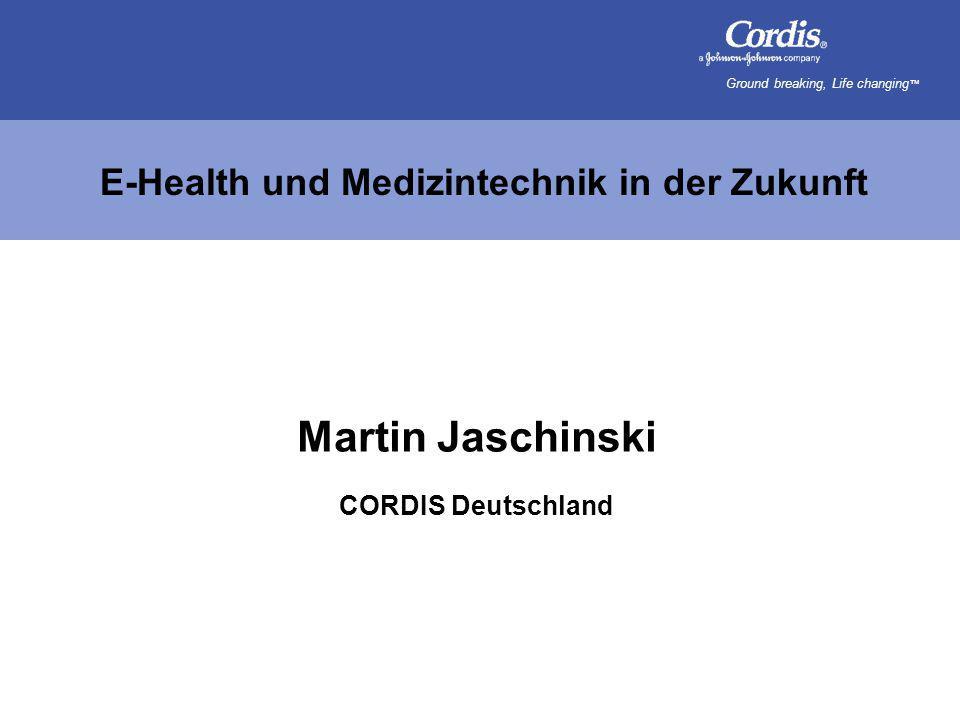 E-Health und Medizintechnik in der Zukunft