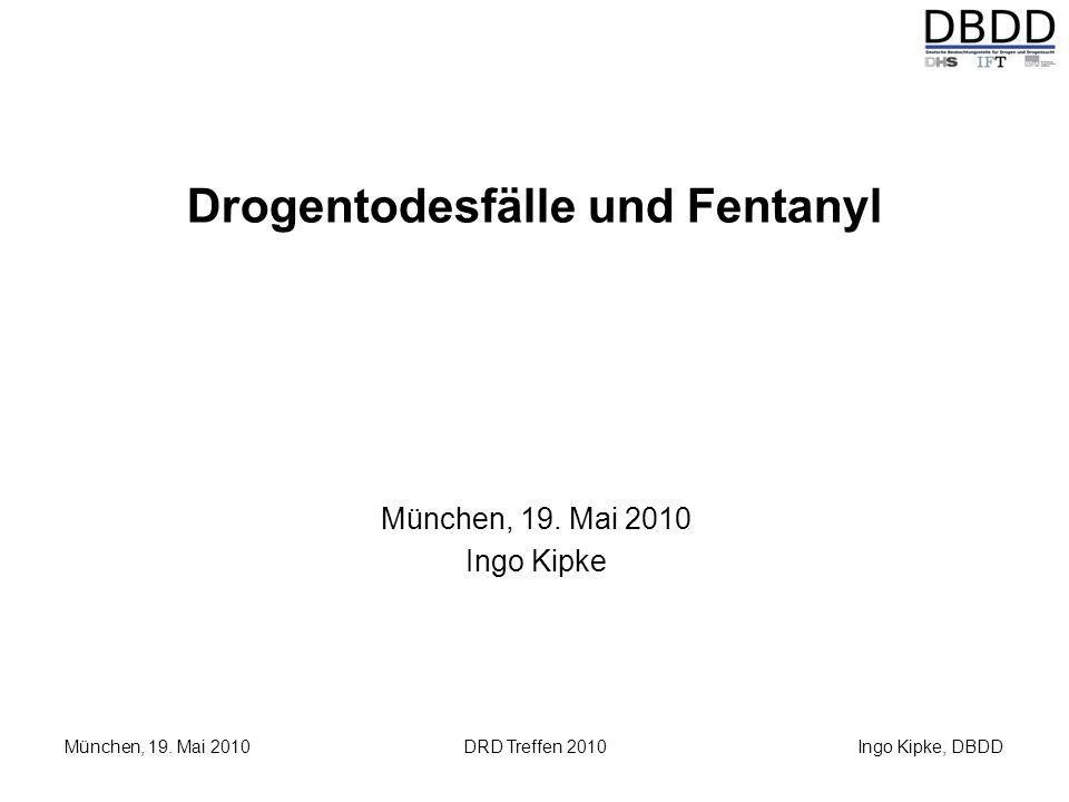 Drogentodesfälle und Fentanyl