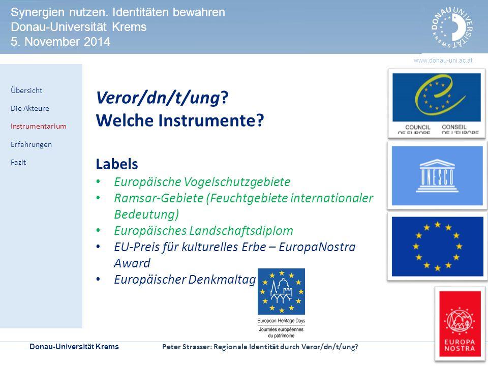Veror/dn/t/ung Welche Instrumente Labels