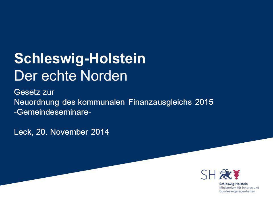 Schleswig-Holstein Der echte Norden