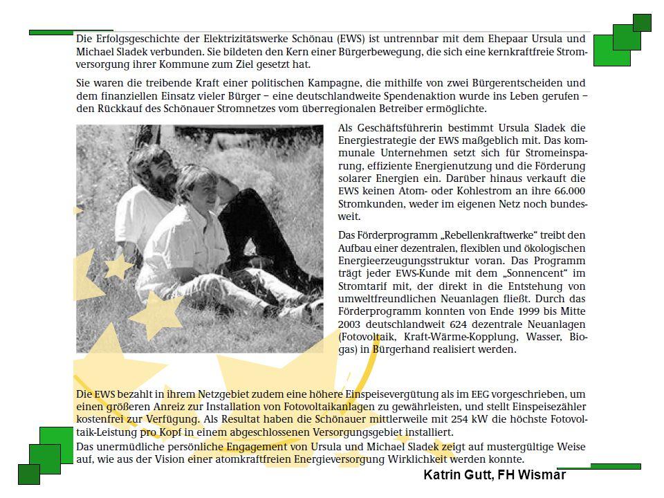 Katrin Gutt, FH Wismar
