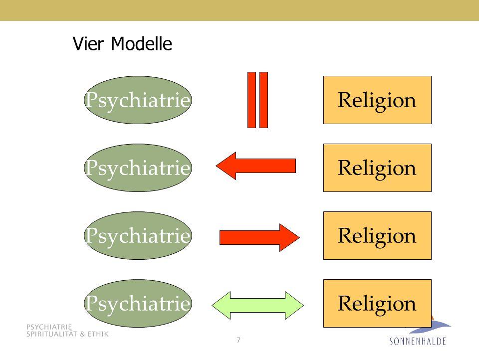 Psychiatrie Religion Psychiatrie Religion Psychiatrie Religion
