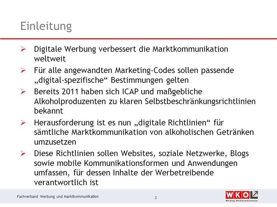 Einleitung Digitale Werbung verbessert die Marktkommunikation weltweit