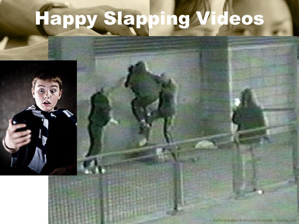 Happy Slapping Videos 135 Erklärung der Begriffe
