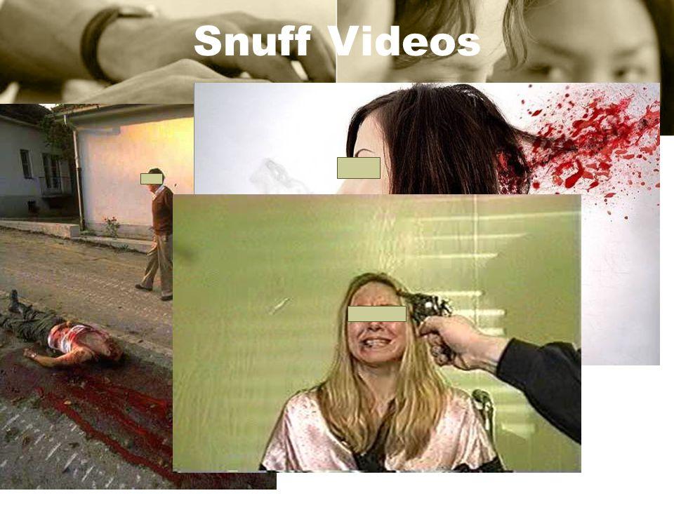 Snuff Videos Erklärung der Begriffe 137