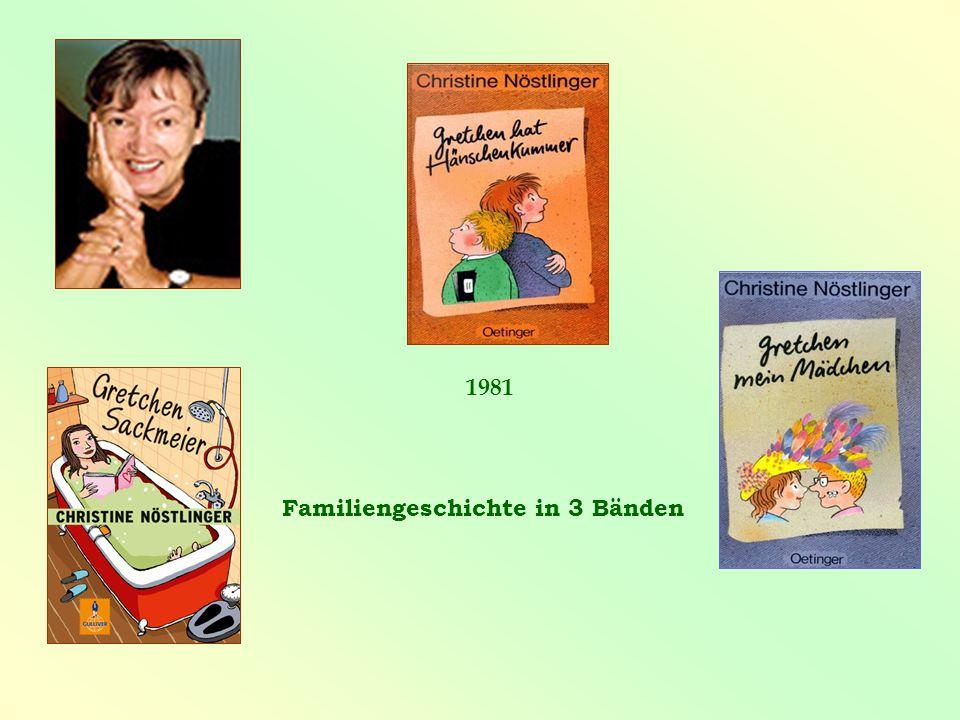 1981 Familiengeschichte in 3 Bänden