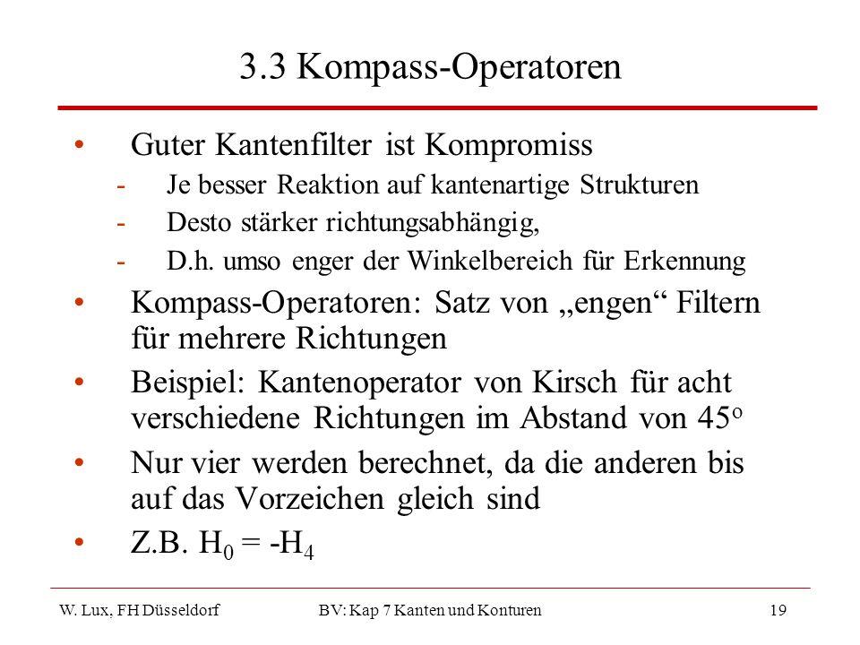 BV: Kap 7 Kanten und Konturen