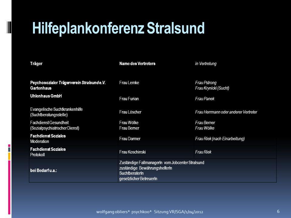 Hilfeplankonferenz Stralsund