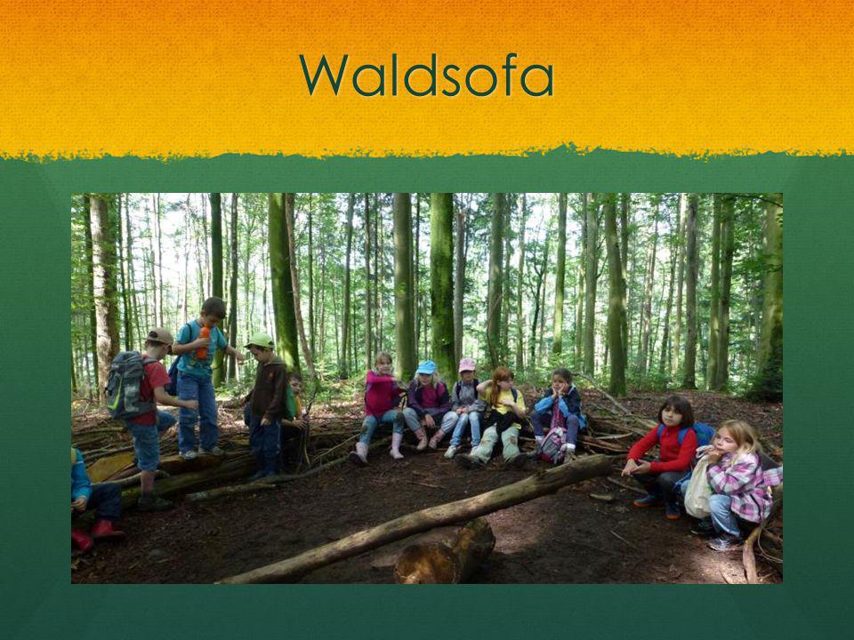 Waldsofa
