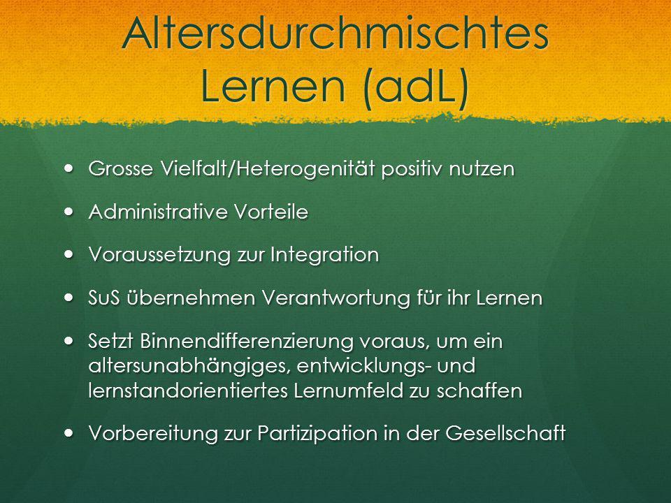 Altersdurchmischtes Lernen (adL)