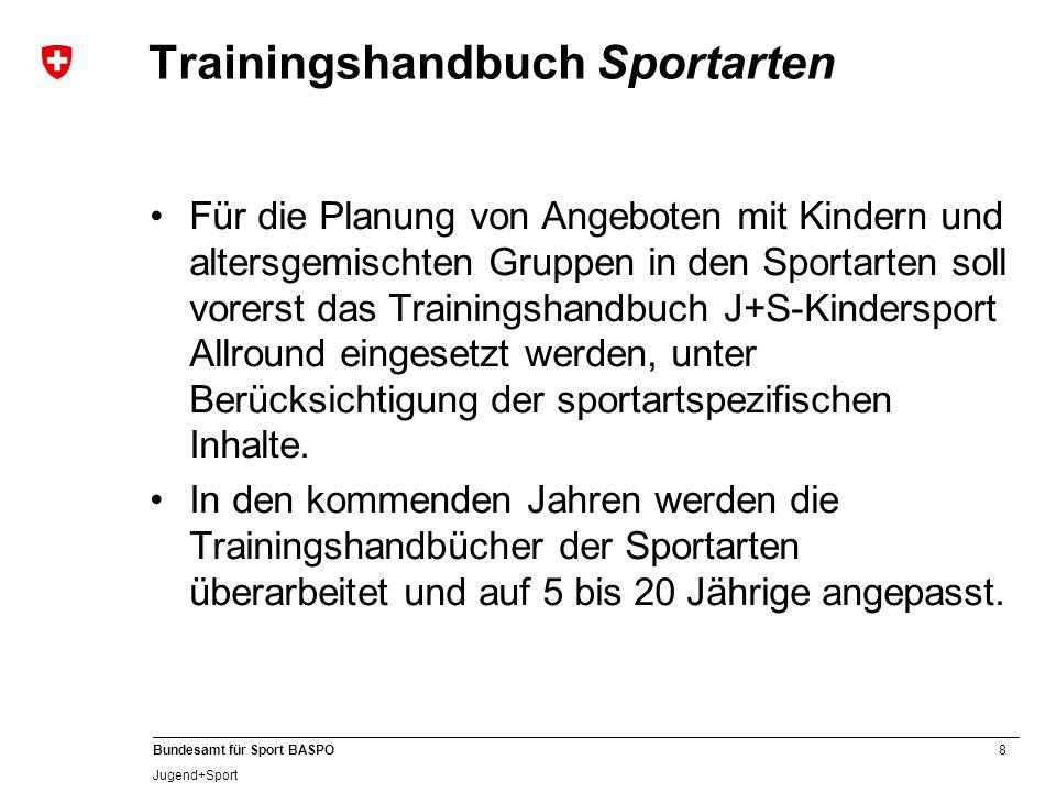 Trainingshandbuch Sportarten