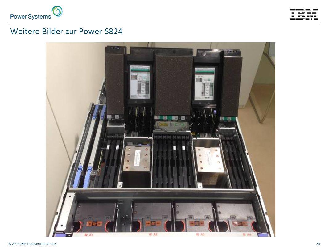 Weitere Bilder zur Power S824