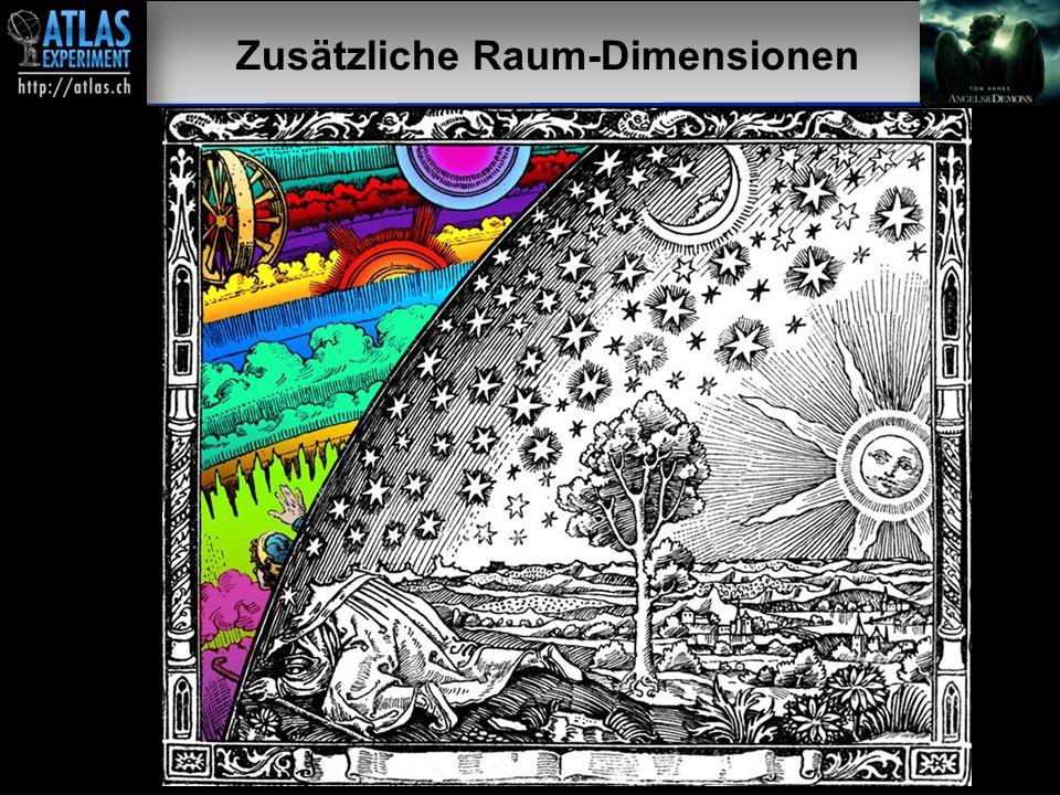Zusätzliche Raum-Dimensionen