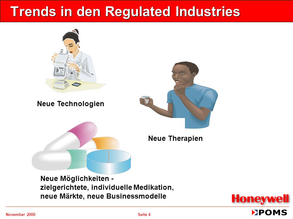 Trends in den Regulated Industries
