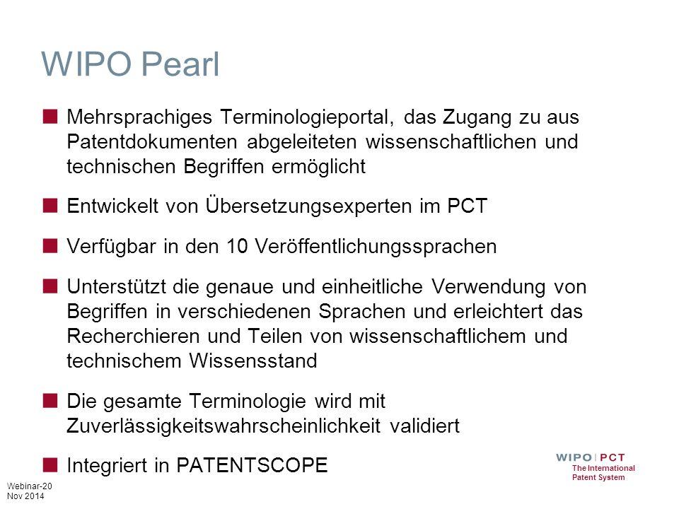 WIPO Pearl
