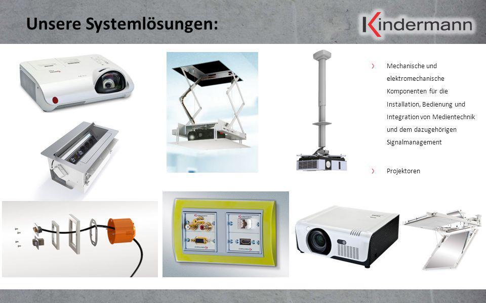 Unsere Systemlösungen: