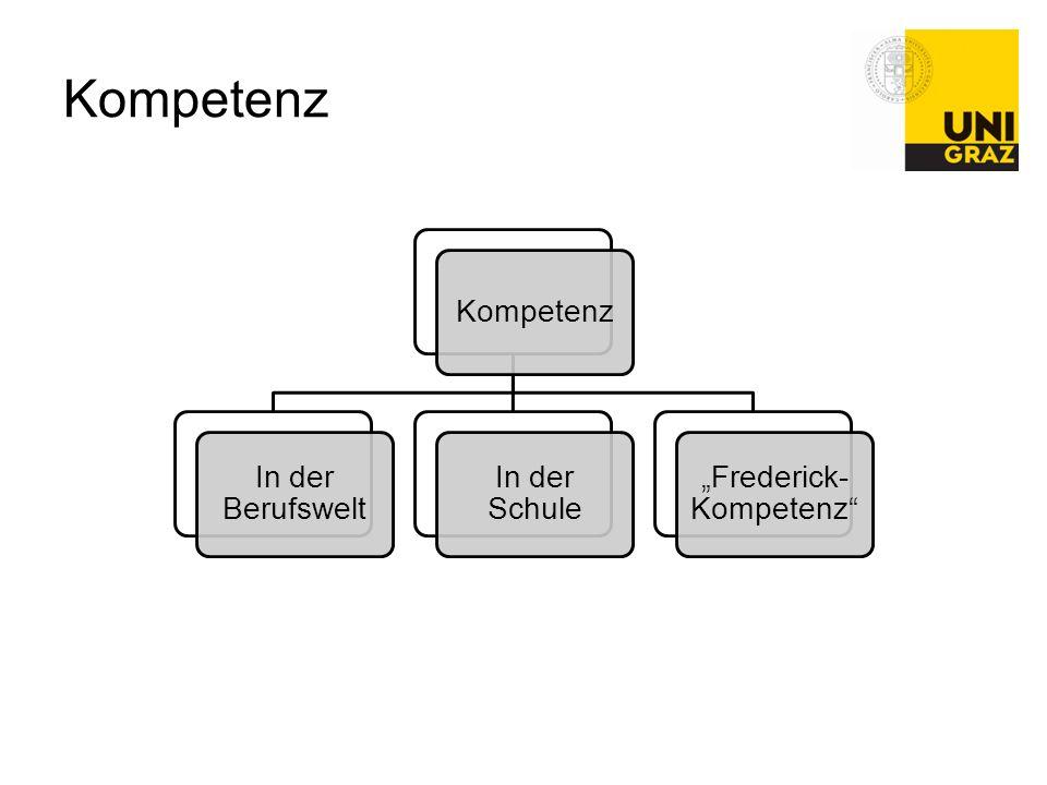 """Frederick-Kompetenz"