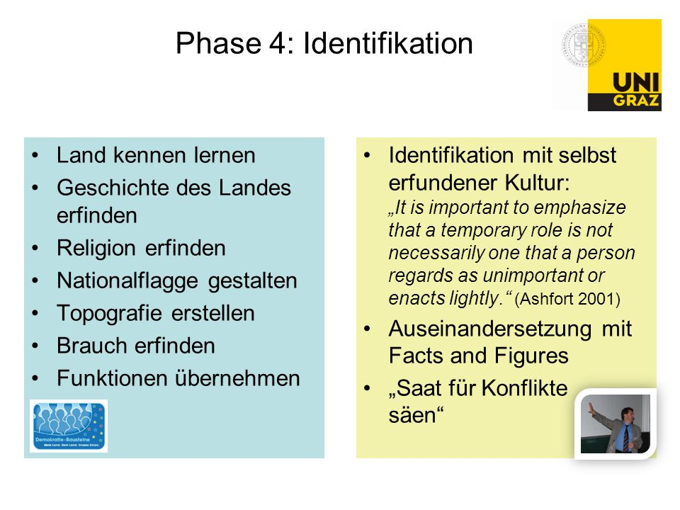 Phase 4: Identifikation