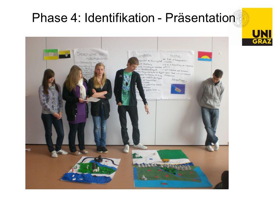 Phase 4: Identifikation - Präsentation