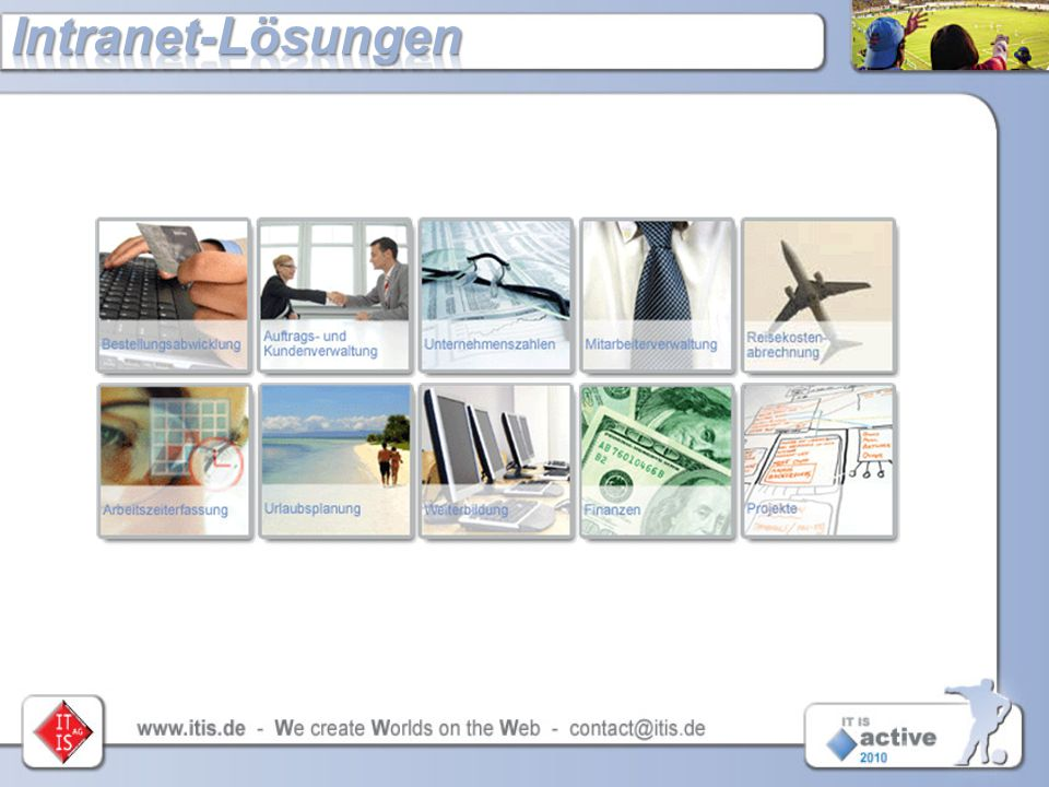 Intranet-Lösungen