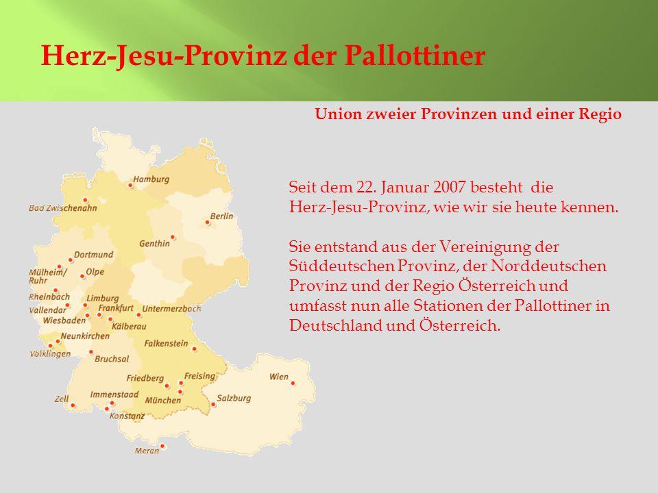Herz-Jesu-Provinz der Pallottiner