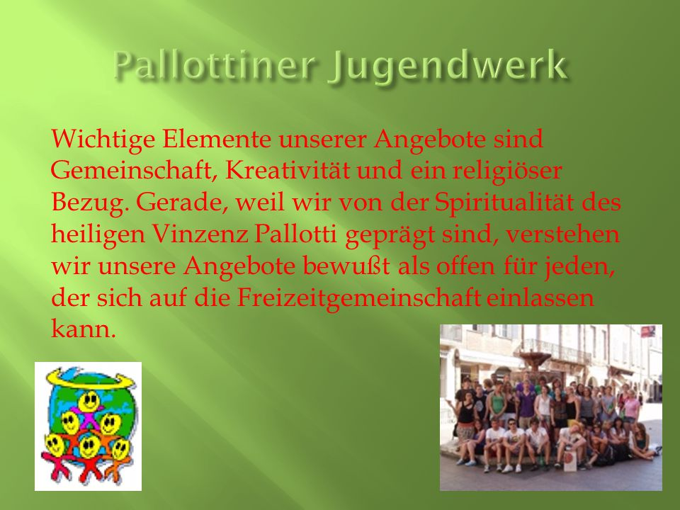 Pallottiner Jugendwerk