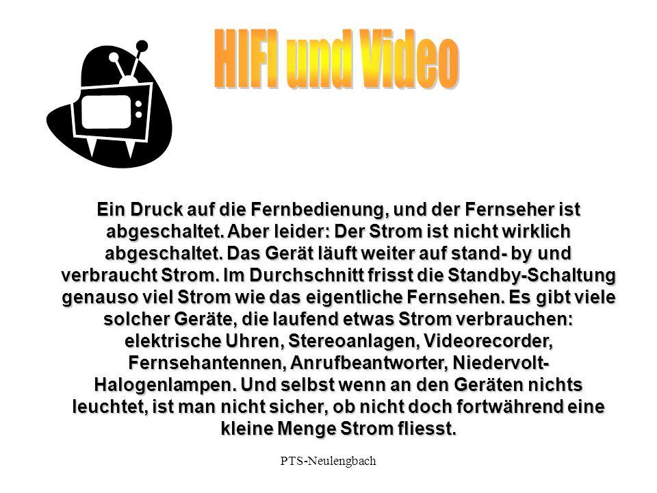 HIFI und Video