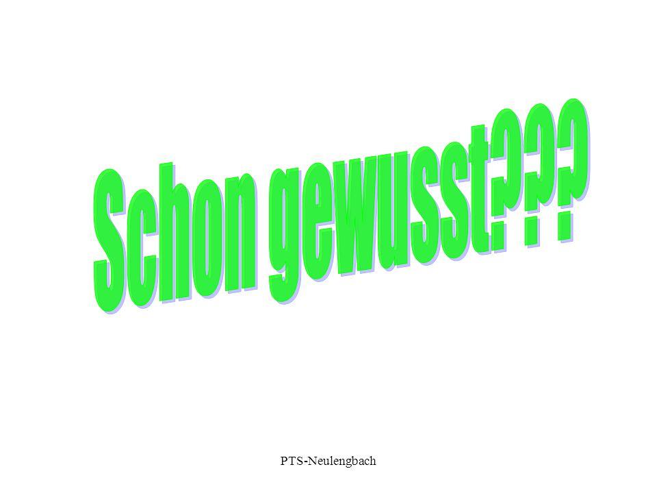 Schon gewusst PTS-Neulengbach