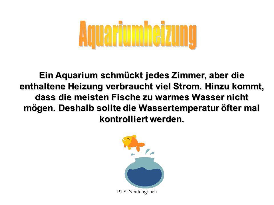 Aquariumheizung