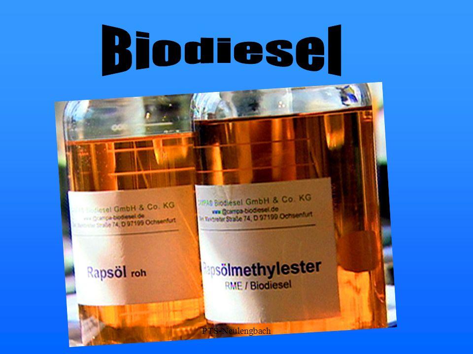 Biodiesel PTS-Neulengbach