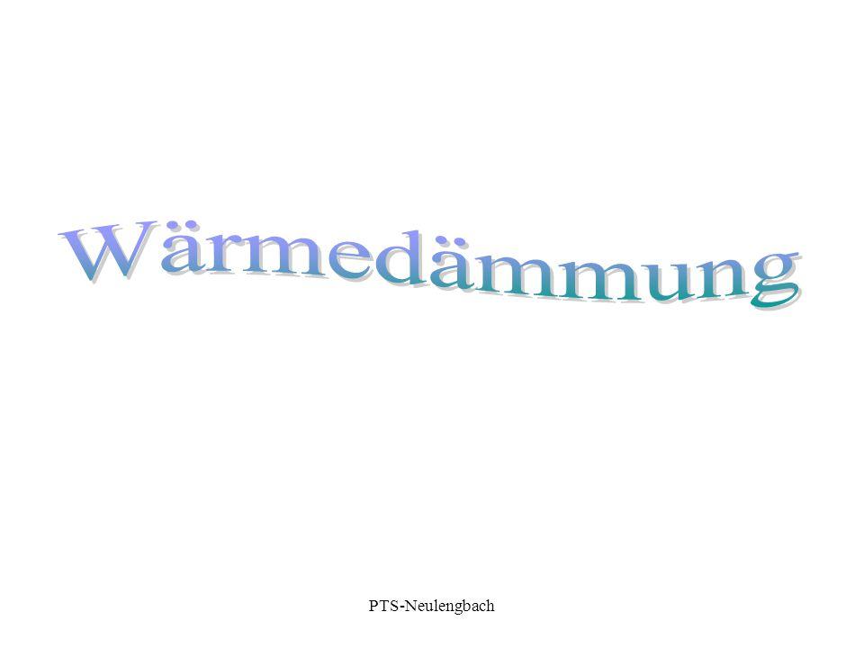 Wärmedämmung PTS-Neulengbach